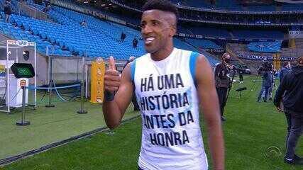 Bruno Cortez fala após final do Campeonato Gaúcho 2020