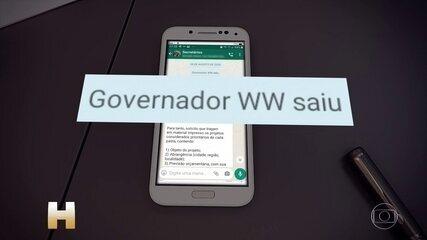 Witzel recorre ao STF contra afastamento do cargo de governador do RJ