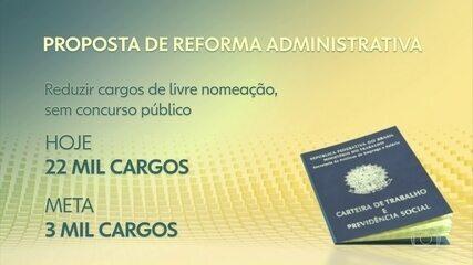 Reforma Administrativa apresentada pelo governo não vale para os atuais servidores