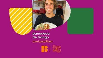 Lucca Picon ensina a fazer Panqueca de Frango