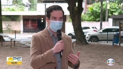 Especialista orienta sobre fisioterapia pulmonar para quem teve Covid-19