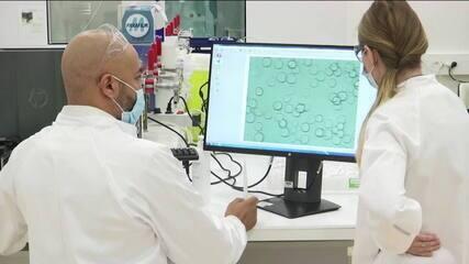 Laboratórios Sanofi e GSK anunciam testes em humanos