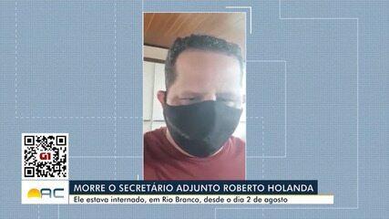 Secretário adjunto de Saúde de Cruzeiro do Sul morre de Covid-19