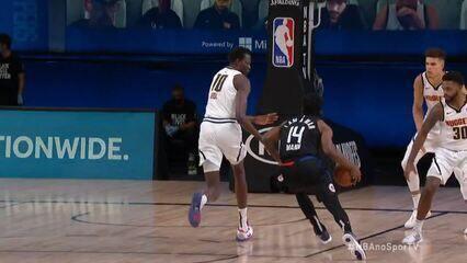 Melhores momentos: Denver Nuggets 97 x 120 Los Angeles Clippers pelas semifinais do Oeste da NBA
