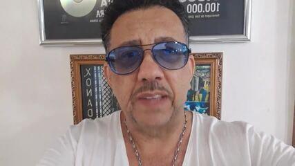 Xonadão agradece orações de fãs do Trio Parada Dura e diz estar confiante na recuperação d