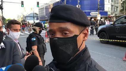 Comandante do Bope explica entrada da Polícia Militar para encerrar sequestro