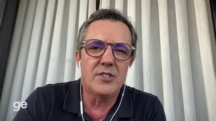 Carlos Eduardo Lino analisa Atlético-GO x Grêmio, pela 8ª rodada do Brasileirão