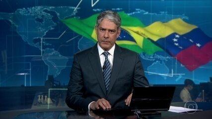 Brasil declara person non grata funcionários da Venezuela