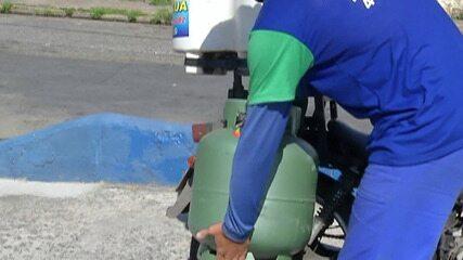 Distribuidoras de gás do Alto Tietê aumentam o valor do produto