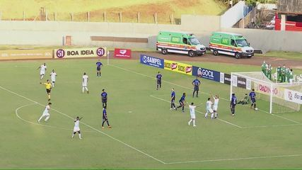 Londrina 1x0 São Bento: veja o gol da partida da 5ª rodada da Série C