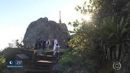Santuário da Serra da Piedade reabre para fiéis e turistas