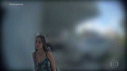 Exclusivo: Imagens mostram últimos momentos de Isabele; veja vídeo