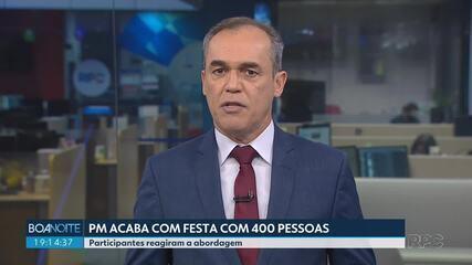 Paraná registra mais 26 mortes por coronavírus
