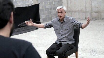 Documentário sobre prisão de Caetano Veloso é exibido no Festival de Veneza  | Jornal Nacional | G1