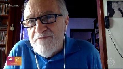 Ary Fontoura fala sobre o título de 'muso da internet'