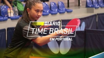 Diário Time Brasil: irmãs Takahashi mostram a rotina da seleção de tênis de mesa em Portugal