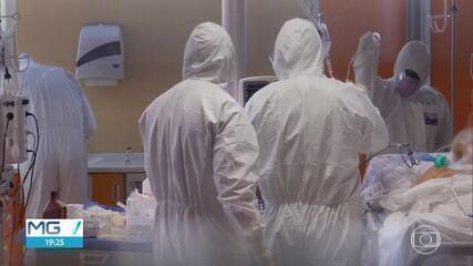 Minas Gerais tem 3 casos suspeitos de reinfecção por coronavírus