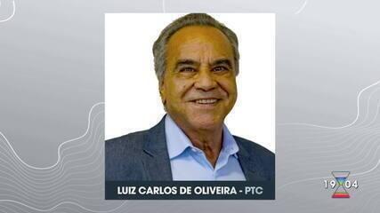 PTC oficializa candidatura de Luiz Carlos de Oliveira à Prefeitura de São José dos Campos