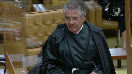 Confira a íntegra do discurso de Marco Aurélio Mello durante a posse de Luiz Fux no STF