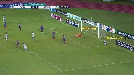 Melhores momentos de Bahia 0 x 2 Grêmio, , pela 9ª rodada do Brasileirão 2020