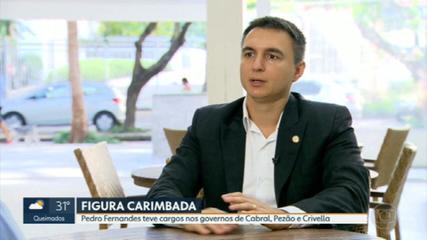 Pedro Fernandes tem extensa carreira na política