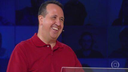 Ismael Menezes segue participação no 'Quem Quer Ser Um Milionário?'