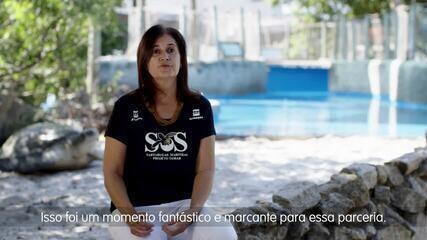 Em Movimento: 20 anos de parceria da ArcelorMittal e Projeto Tamar