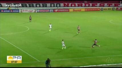 Santa Cruz 1 x 0 Remo: veja os melhores momentos do jogo no Recife