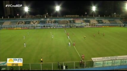 Paysandu 6 x 1 Imperatriz: assista aos melhores momentos da goleada bicolor