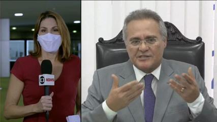 PF aponta que Renan Calheiros recebeu doações indevidas da Odebrecht
