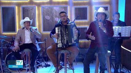 Música Sertaneja de luto com a partida de Parrerito, do Trio Parada Dura
