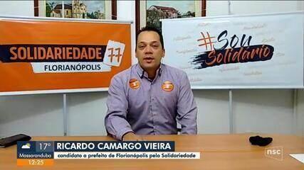 Eleições 2020: Solidariedade define candidato a prefeito em Florianópolis