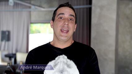 André Marques comenta desafios e novidades no 'The Voice Kids'