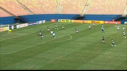 Confira como foi Manaus 1 x 1 Treze, pela rodada #6 da Série C