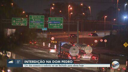 Concessionária libera tráfego em novo viaduto do Trevo dos Amarais em Campinas