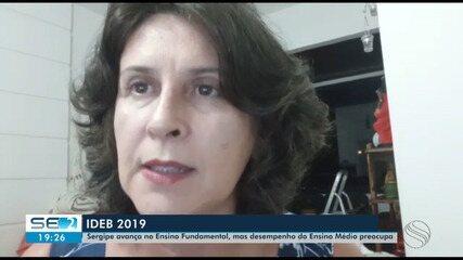 Sergipe avança no Ensino Fundamental, mas desempenho do Ensino Médio preocupa