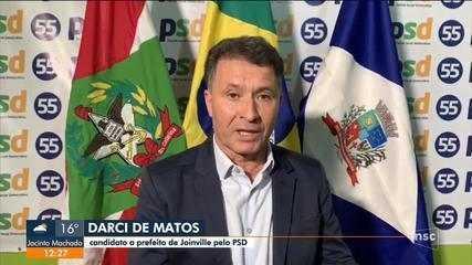 Eleições 2020: PSD define candidato a prefeito em Joinville