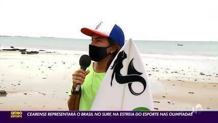Rumo à Tóquio: cearense Silvana Lima projeta medalha de ouro nas Olimpíadas de 2021