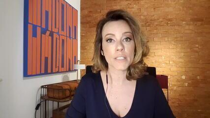 Natuza Nery: 'Rodrigo Maia teve febre, fez o teste, confirmou a Covid, mas passa bem'