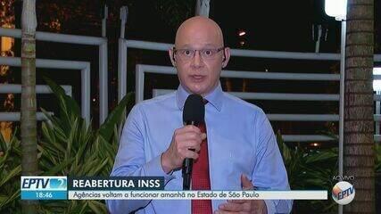 Agências do INSS reabrem em SP nesta quinta-feira (17) após decisão da Justiça