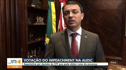 Impeachment: Deputados decidem hoje em plenário se processo segue ou é arquivado