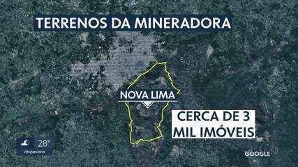 Funcionários são investigados por negociarem imóveis de mineradoras sem autorização