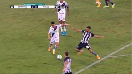 Melhores momentos: Botafogo 1 x 0 Vasco pela 4ª fase da Copa do Brasil