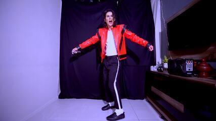 Em Movimento: Conheça o Michael Jackson capixaba!