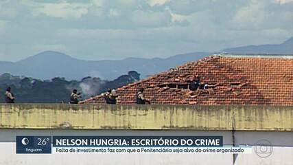 Nelson Hungria: Escritório do crime