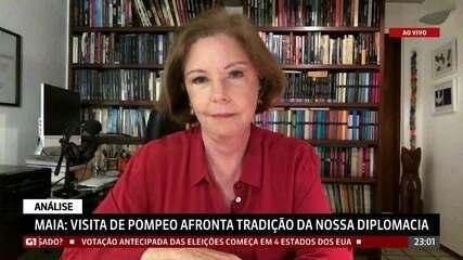 Eliane: 'Bolsonaro já gravou discurso que vai fazer na Assembleia Geral da ONU'