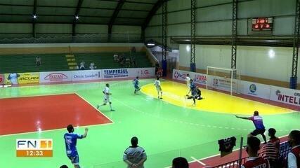 Assista aos gols e às entrevistas do duelo pelo torneio estadual