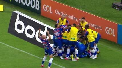 Melhores momentos: Fortaleza 1 x 0 Internacional, pela 11ª rodada do Brasileirão