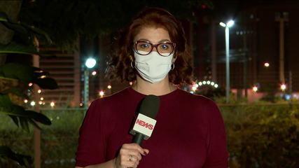 Mourão defende análise qualitativa dos dados sobre queimadas