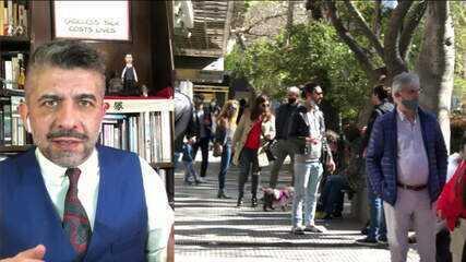 Na Argentina, igrejas em Buenos Aires vão reabrir com restrições